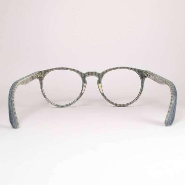 Brille Luwak M. Rückansicht