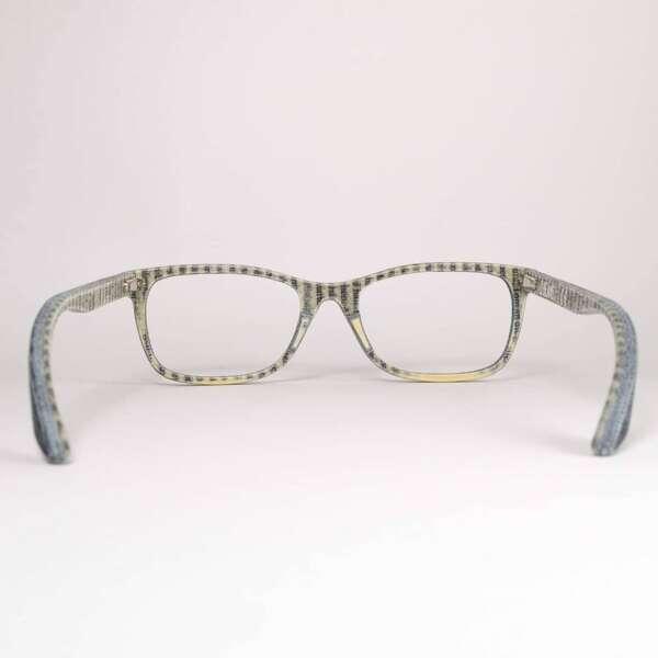 Brille Irmas von hinten